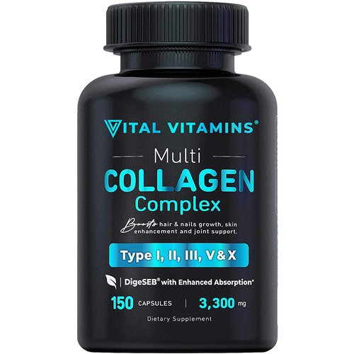 5 Best Collagen Supplements For Anti Aging Reviews